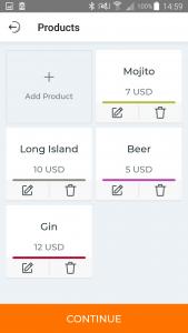 customizable-menu