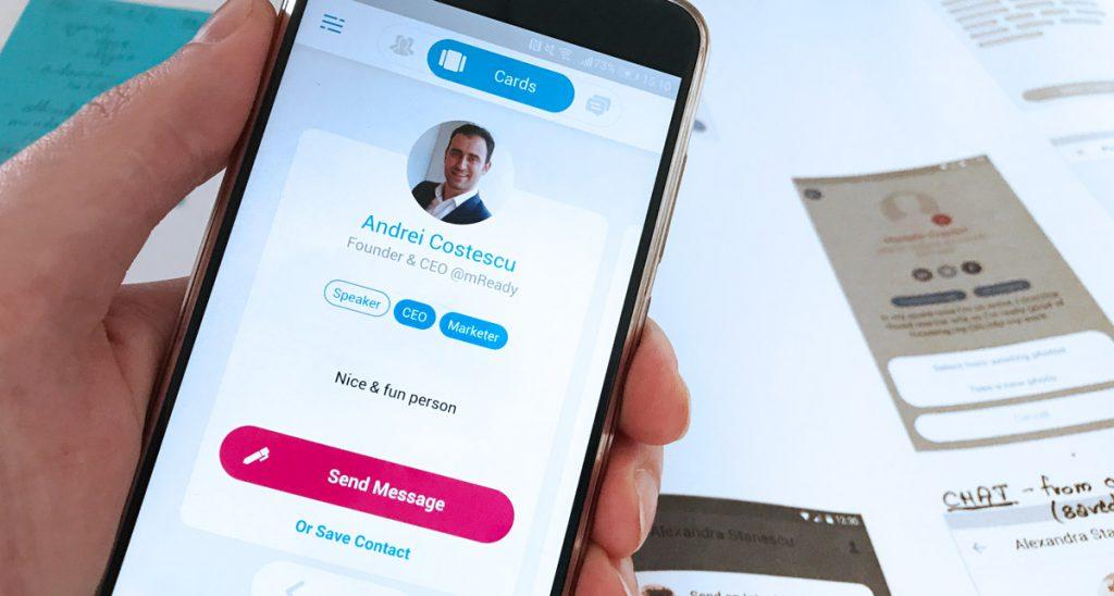 Mready Meet app
