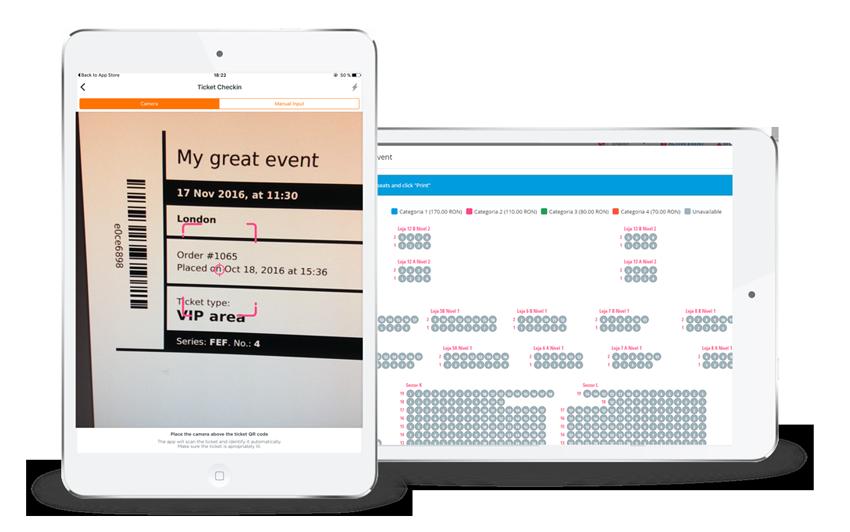 venue seating plan