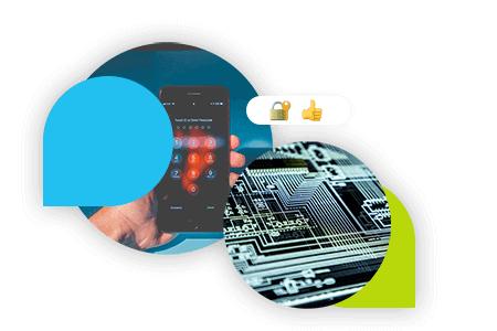 Secure event registration software