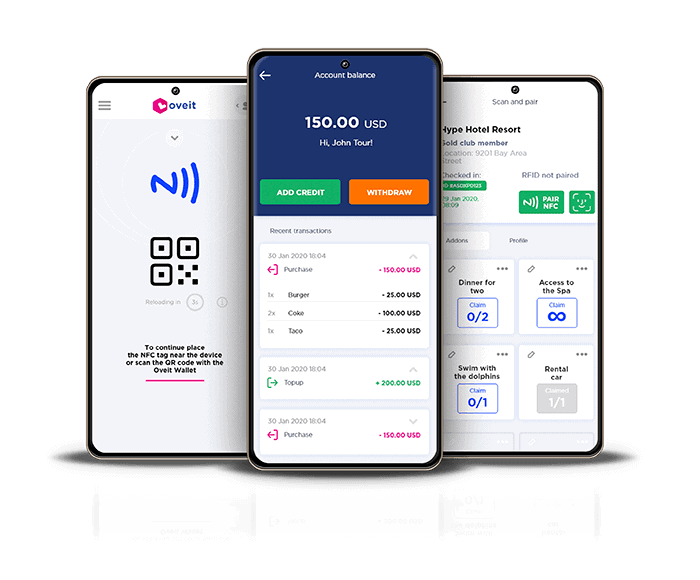 oveit pay cashless payments